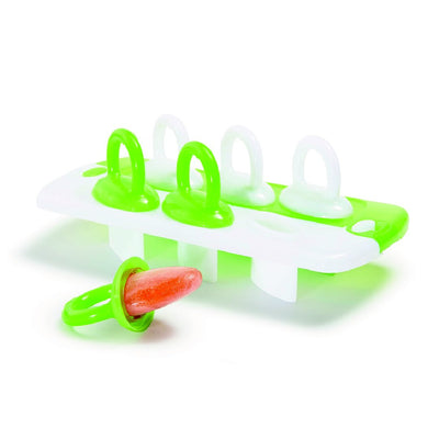 6 CL Fresh Food Freezer Pops (Green)
