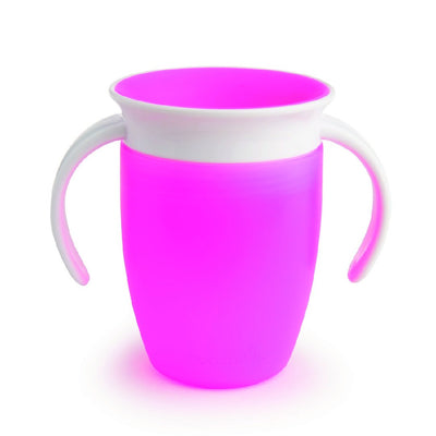 7oz Miracle 360 Trainer Cup (Pink)