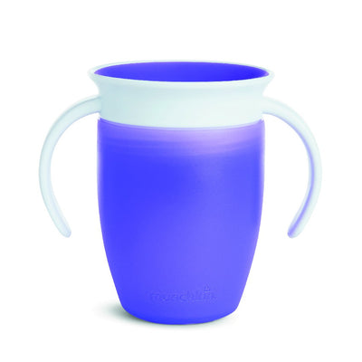 7oz Miracle 360 Trainer Cup (Purple)