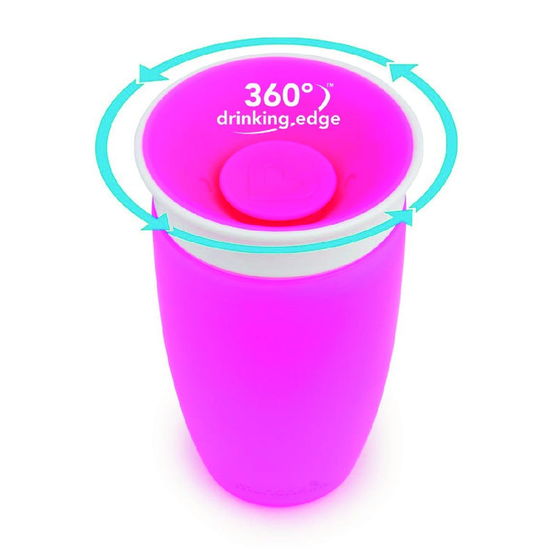 10oz Miracle 360 Trainer Cup (Pink)