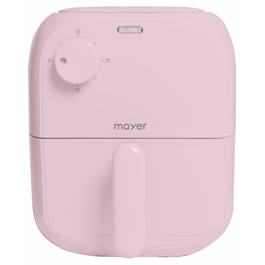 1.5L Retro Mini Air Fryer (Pink) | BHG EXCLUSIVE