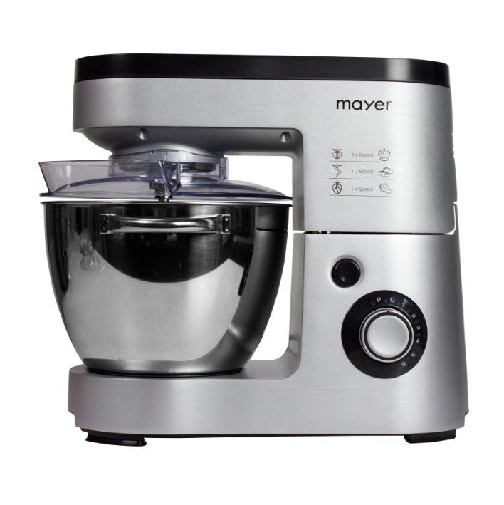 5.5L Stand Mixer (Silver Lining)