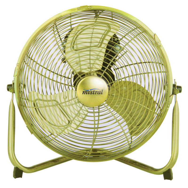12'' Power Fan (Copper Gold)