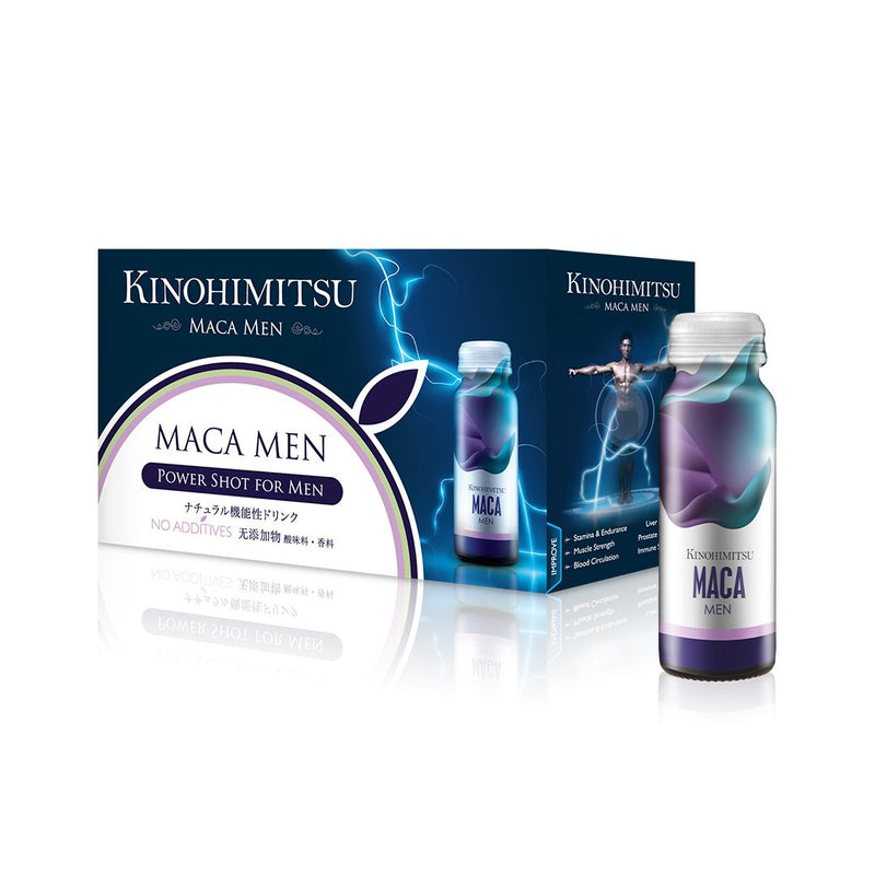 Maca Men 50ml x 10's