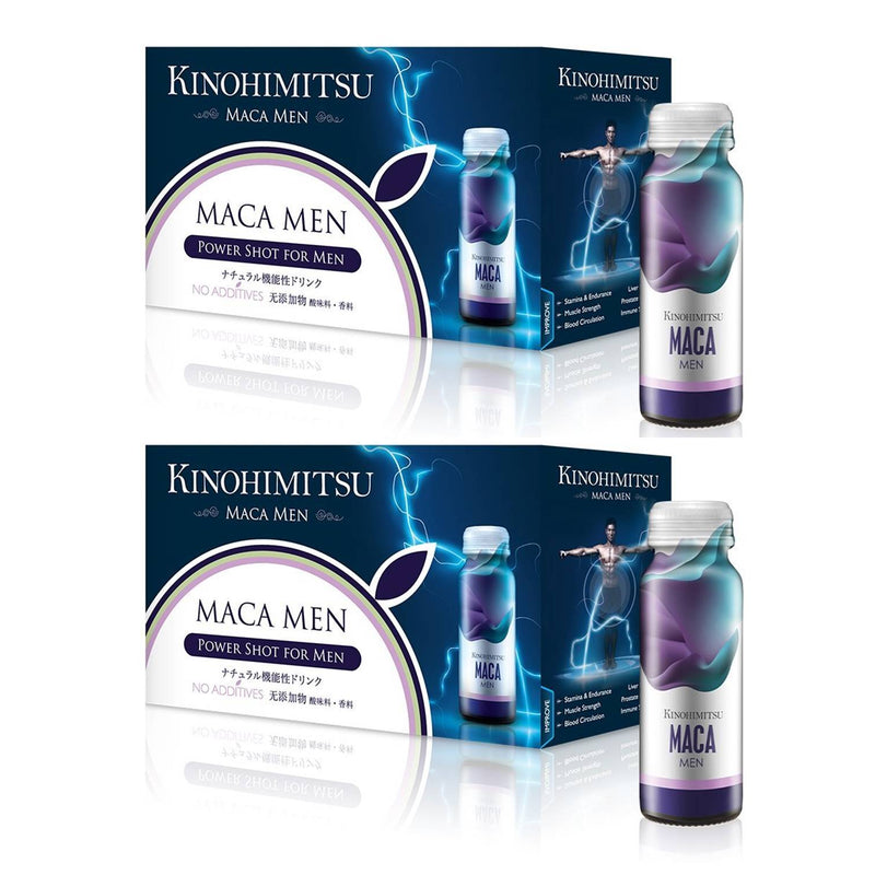 (Bundle of 2) Maca Men 50ml x 10's