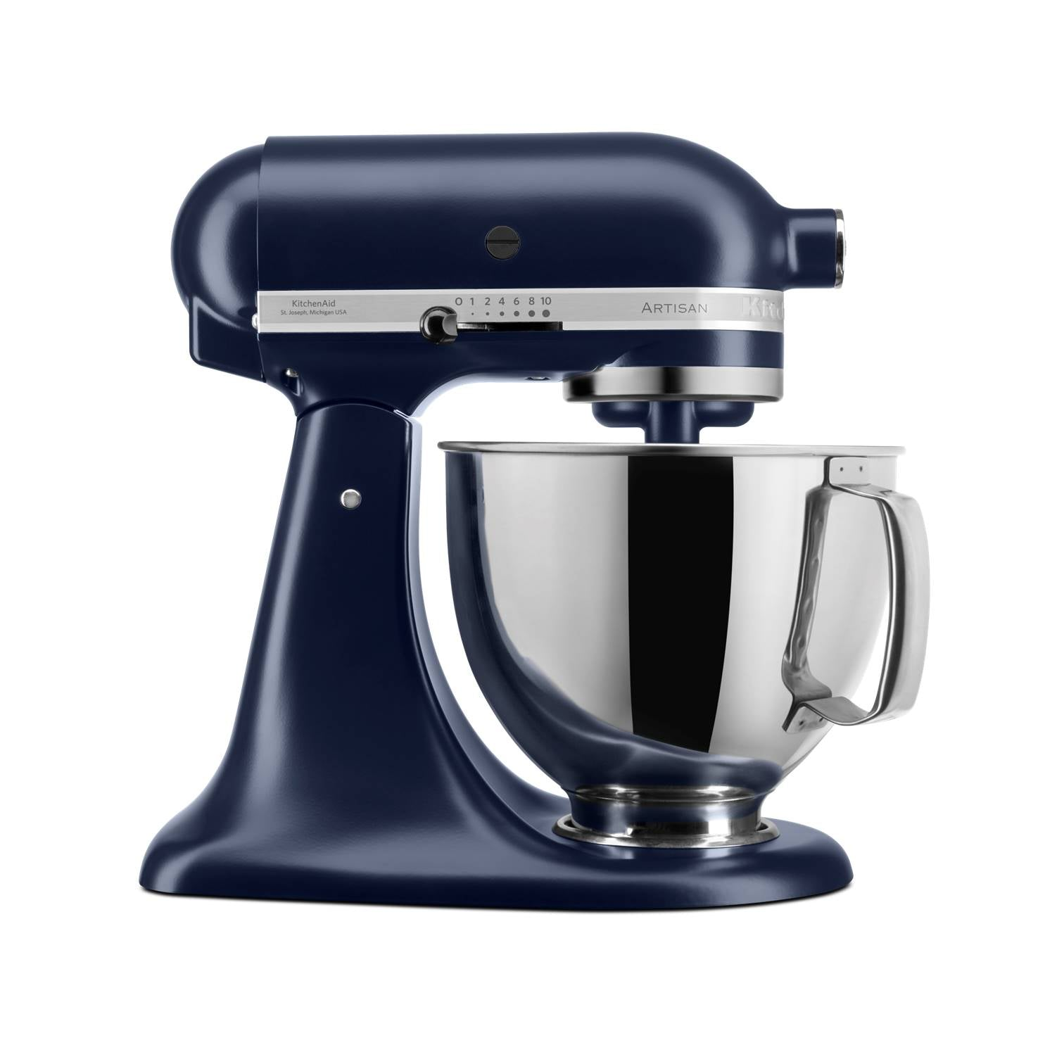 4.8L Mixer in Matt Ink Blue