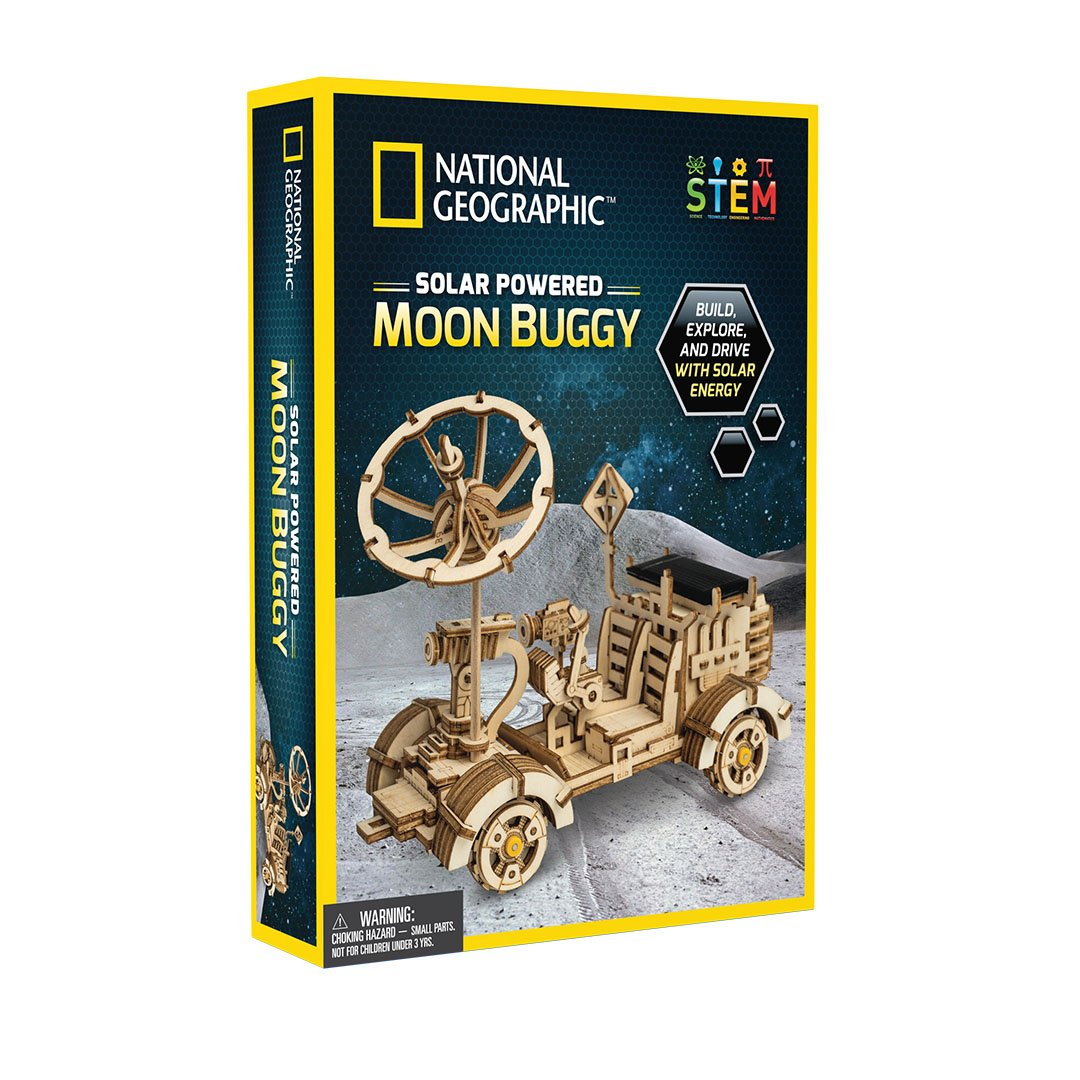 Solar Powered Moon Buggy