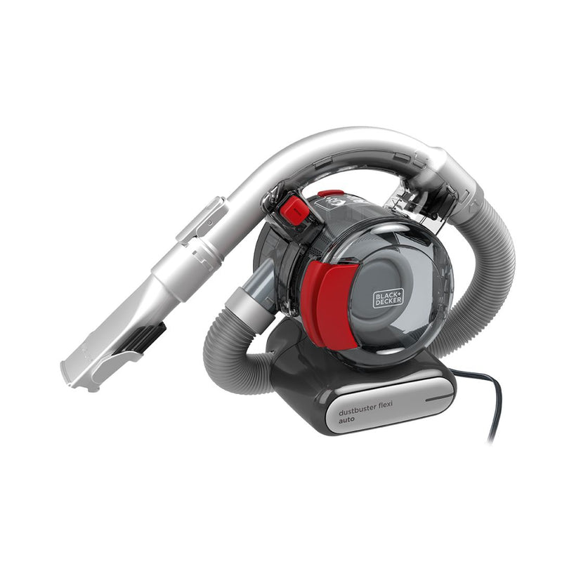 PD1200AV-B1 12V Flexi Car Vac (Silver)