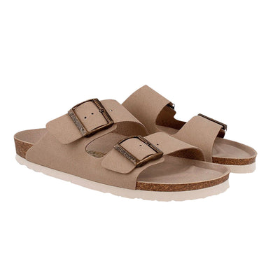 Weekend Vegan Suede Sandals