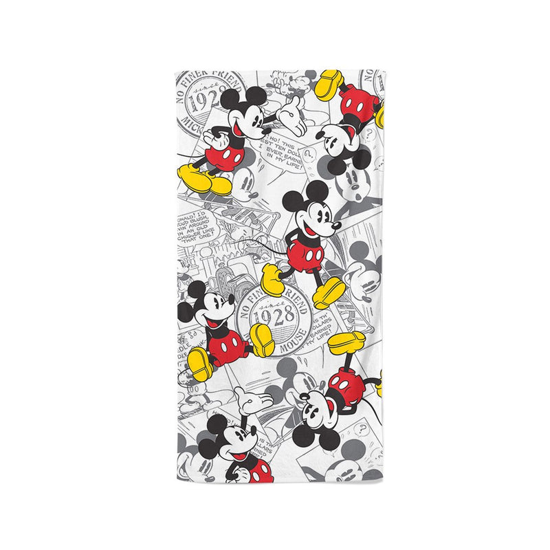 Disney Mickey 100% Cotton Bath Towel (Nostalgia)