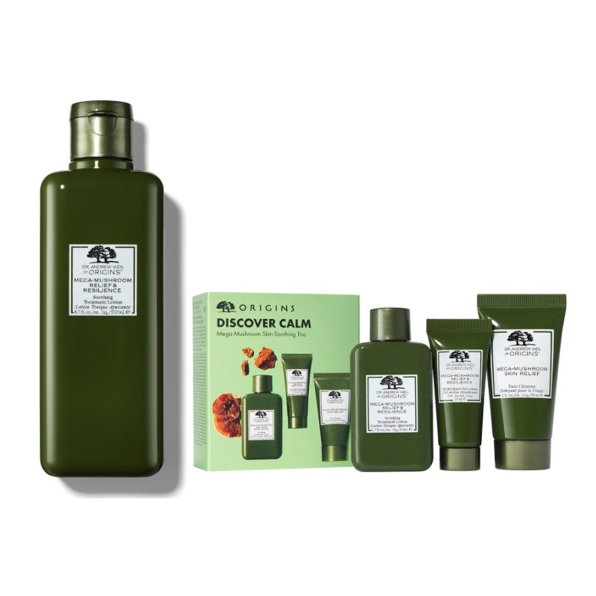 Soothe & Relief Set (worth $128)