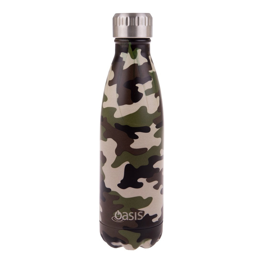 Stainless Steel Insulated Drink Bottle 350ml