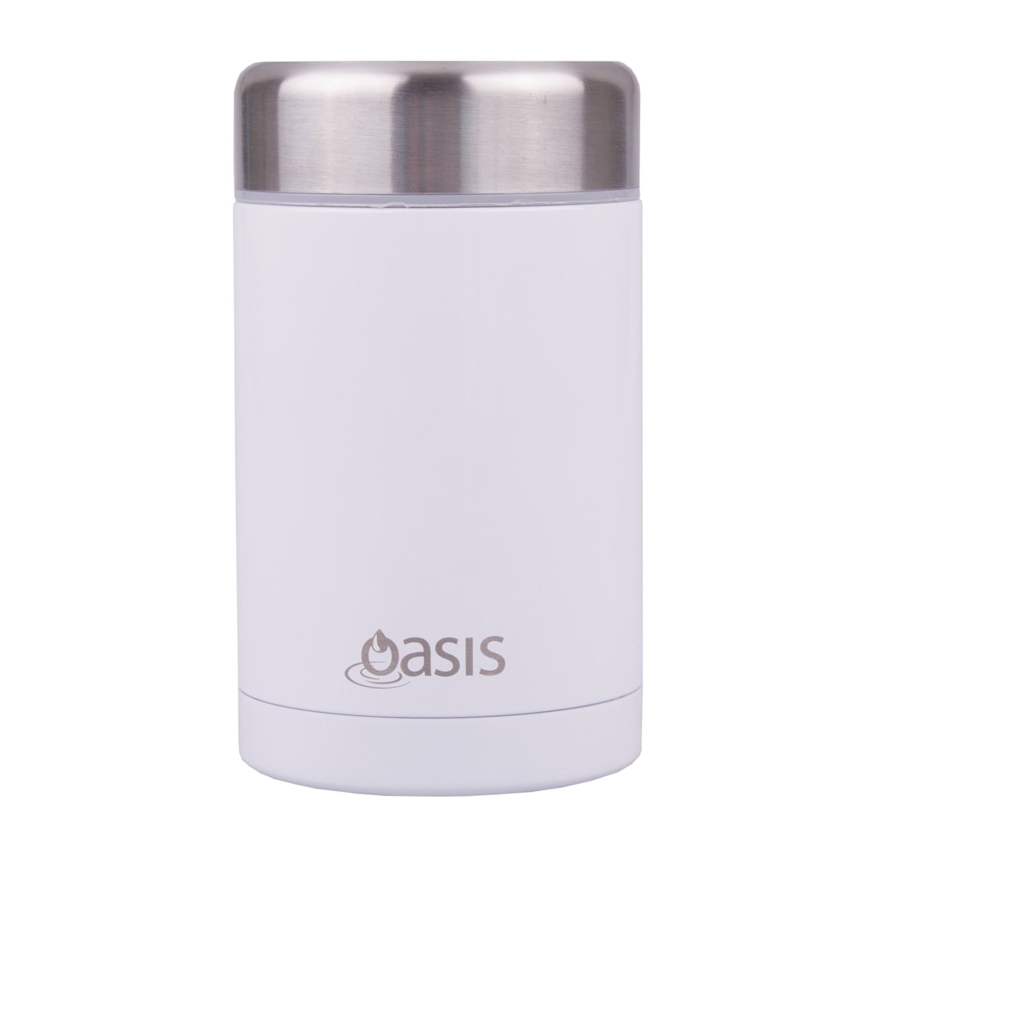 Stainless Steel Vacuum Insulated Food Flask 450ml