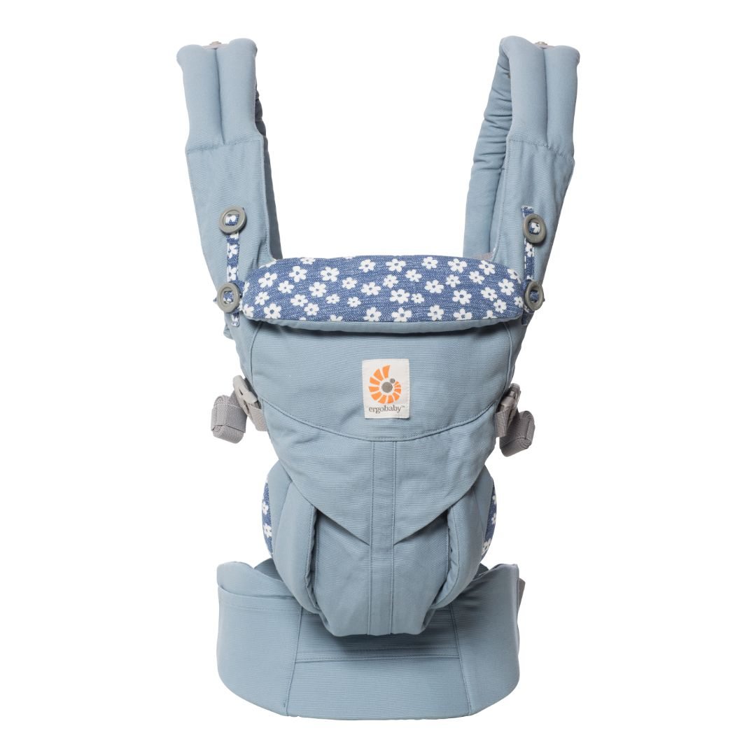 Omni 360 Carrier, Blue Daisy