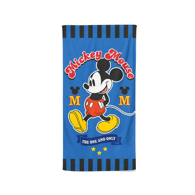 Disney Mickey 100% Bath Towel (One & Only)