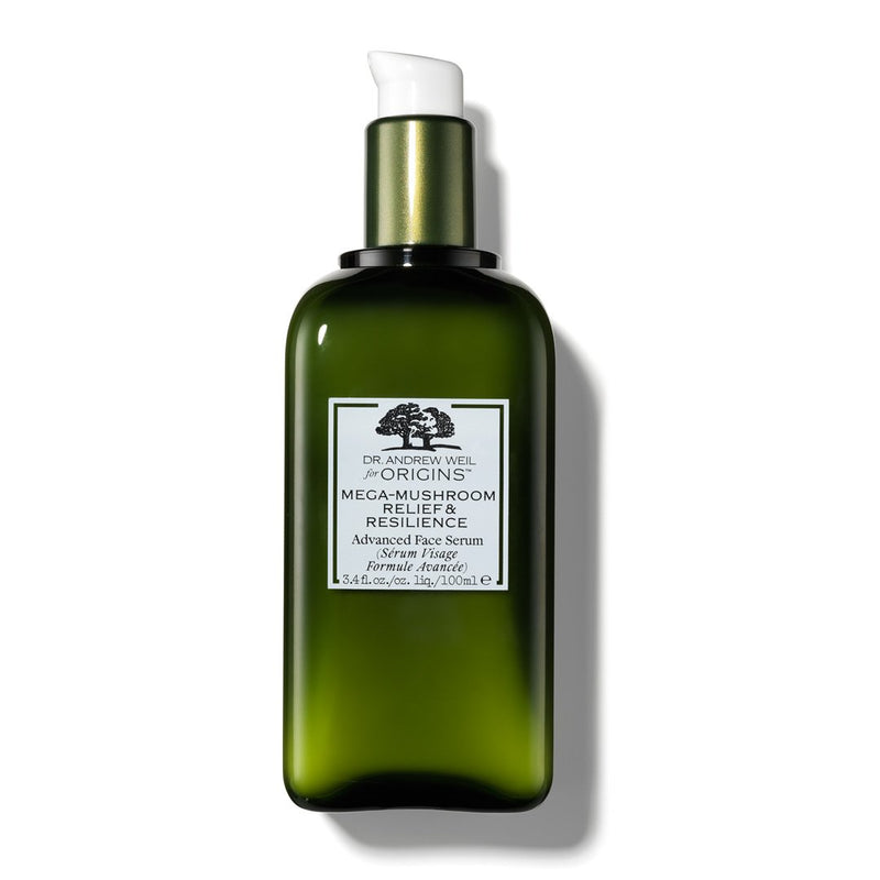 DR. ANDREW WEIL FOR ORIGINS™ Mega-Mushroom Relief & Resilience Advanced Face Serum 100ml