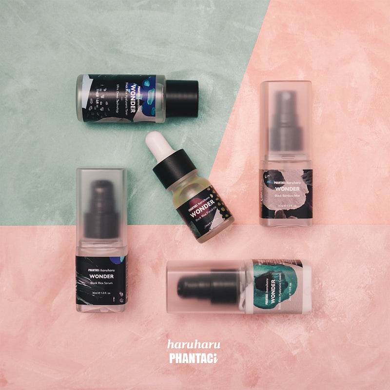 WONDER x PHANTACi Skincare Set