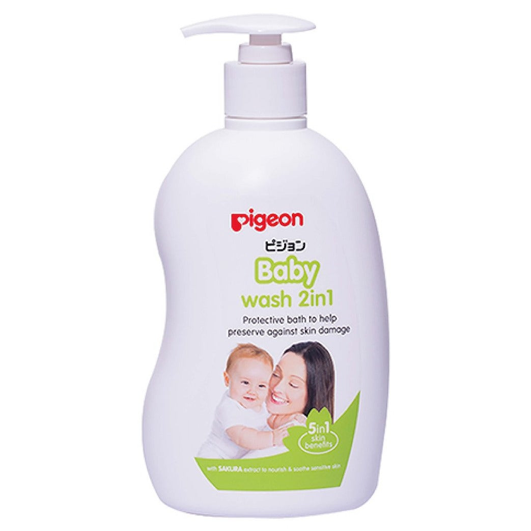 Baby Wash 2-in-1 Sakura
