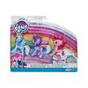 My Little Pony Toy Rainbow Tail Surprise 3-Pack- 3-Inch Pony Figures with Color-Change Features
