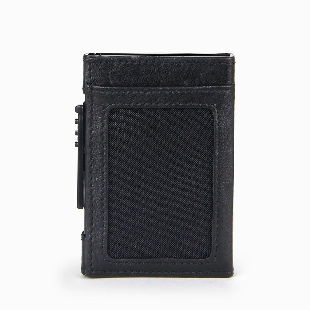 Euro Card Case (Black)