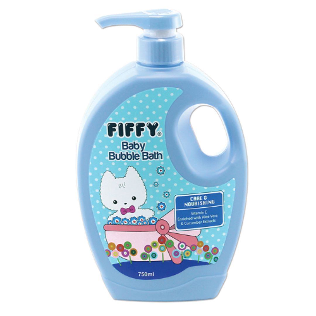 Baby Bubble Bath (750ml)