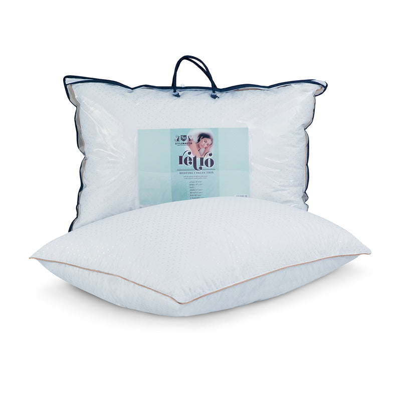 Retro Bedtime Pillow