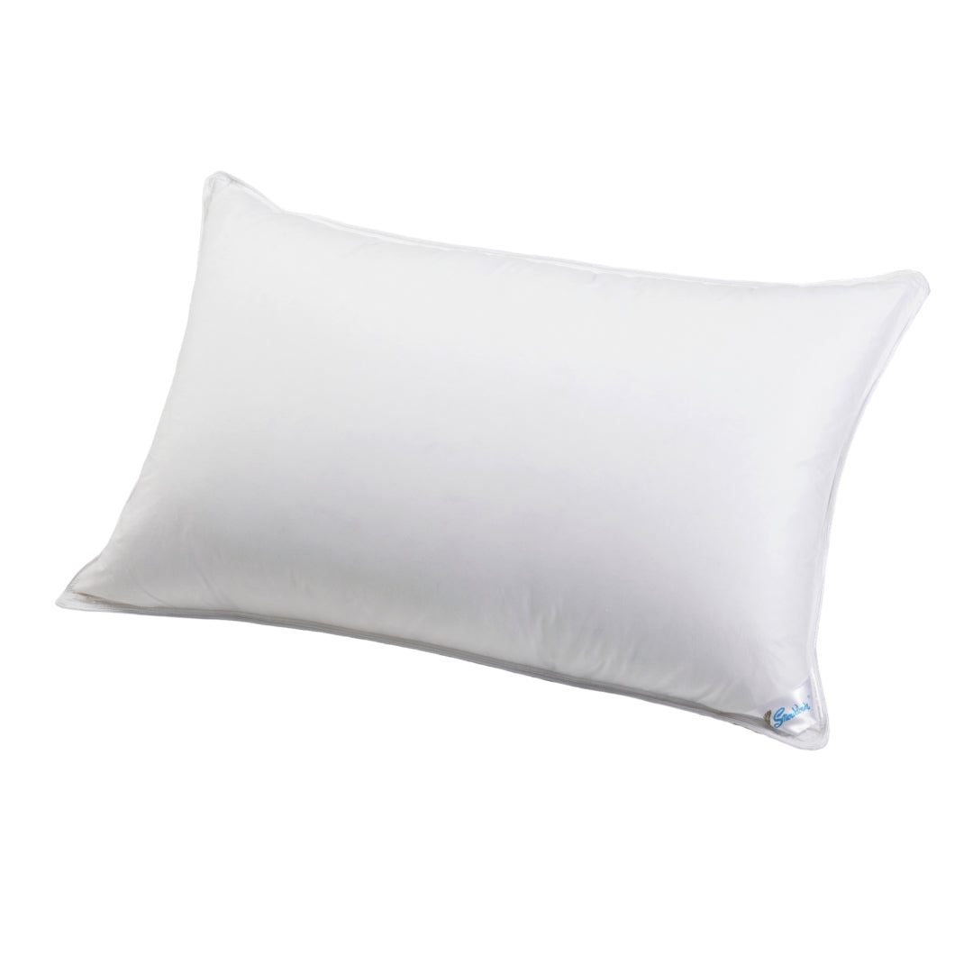 Extra Firm Feather Pillow