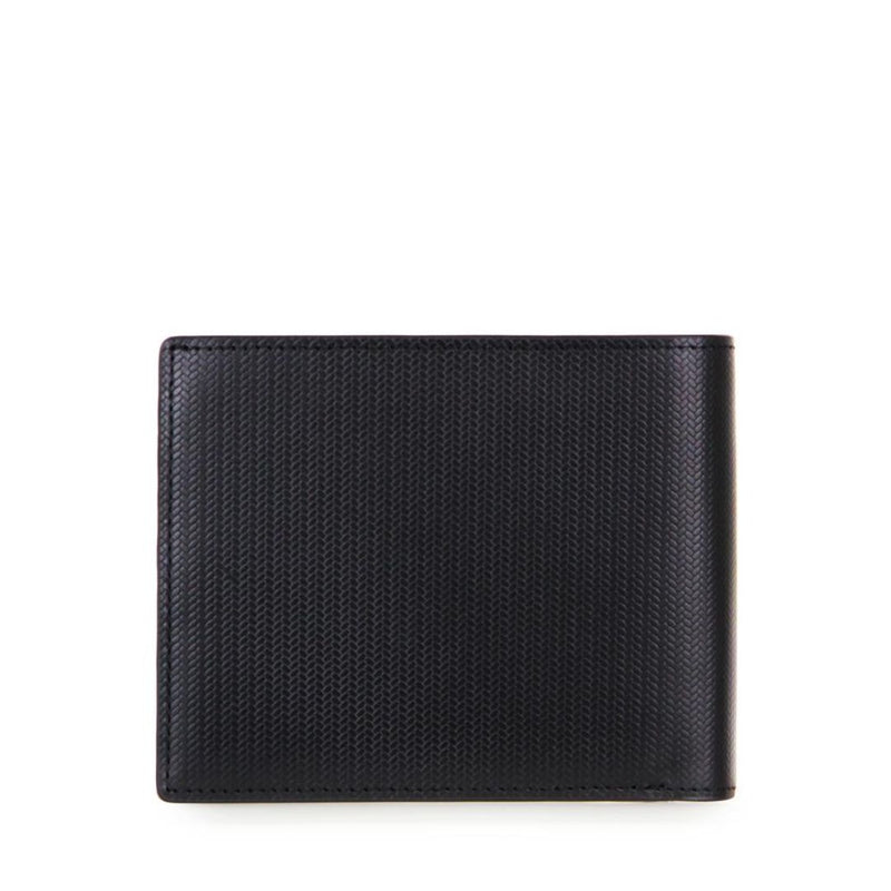 Camaro Bifold Wallet with Coin Pouch (Black)