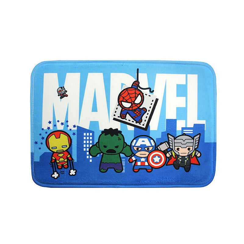 Disney Marvel Memory Foam Bath Mat (Super Heroes)
