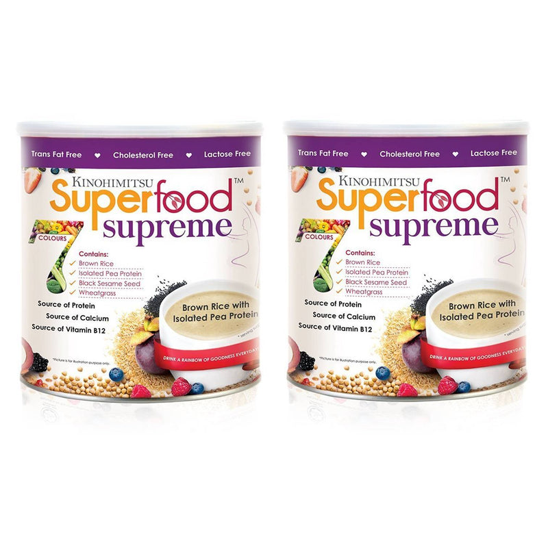 (Bundle of 2) Superfood Supreme 500g