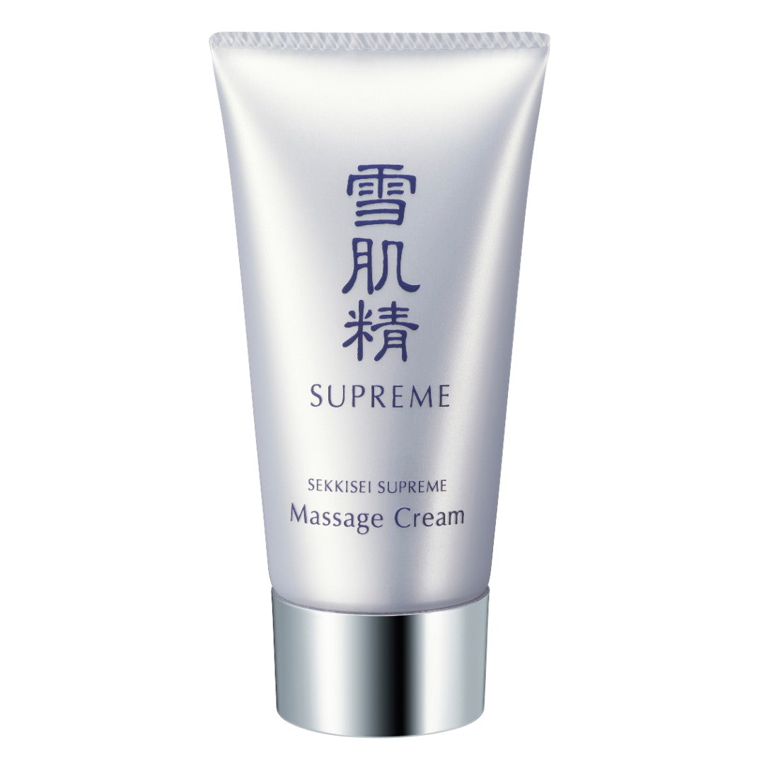 SEKKISEI SUPREME Massage Cream, 40g