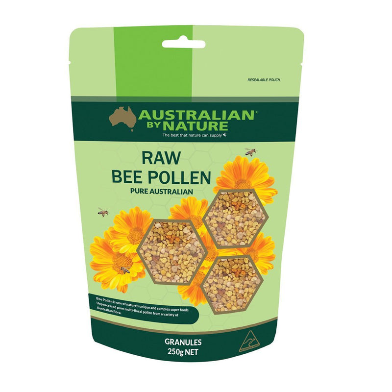 Australian By Nature Bee Pollen 250g