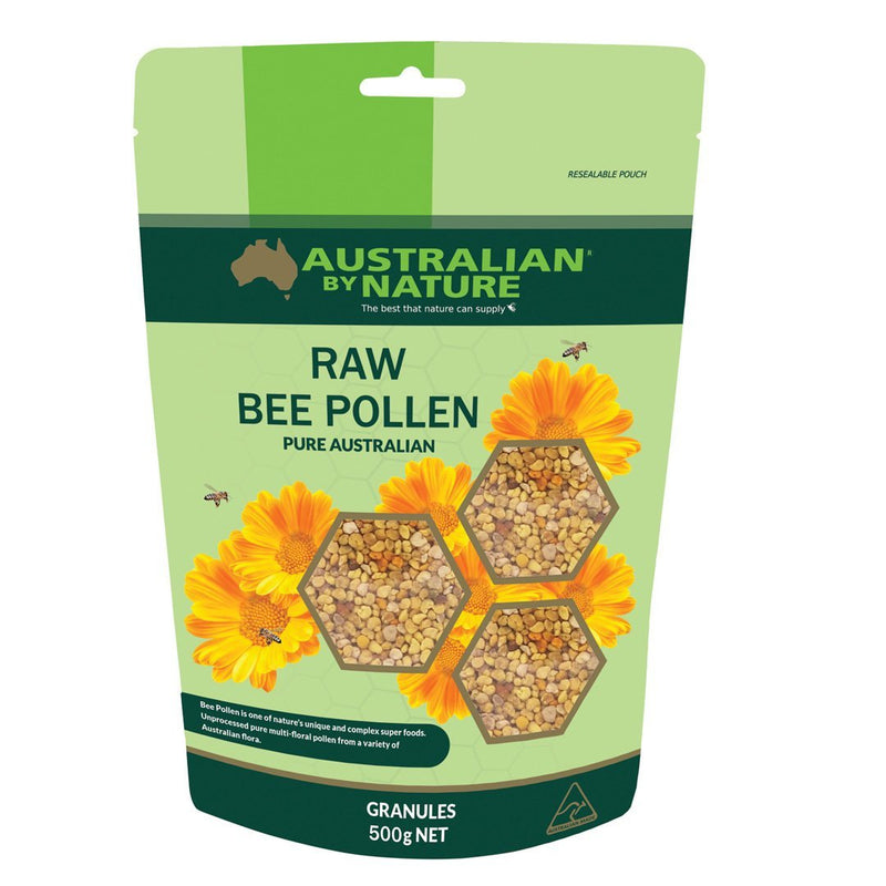 Australian By Nature Bee Pollen 500g