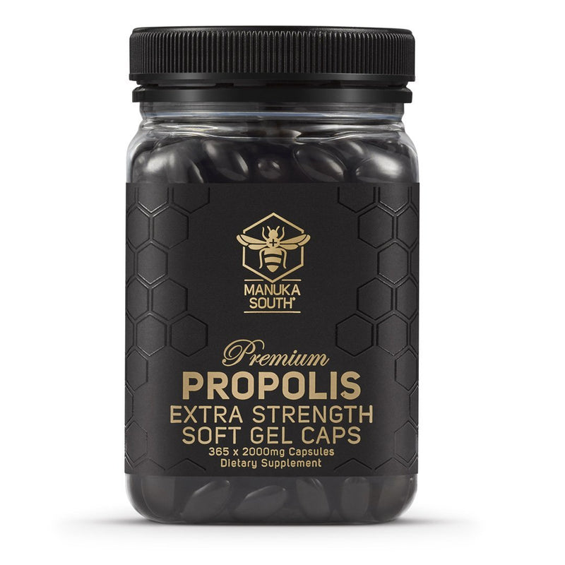 Manuka South Propolis High Strength 2000mg, 365's