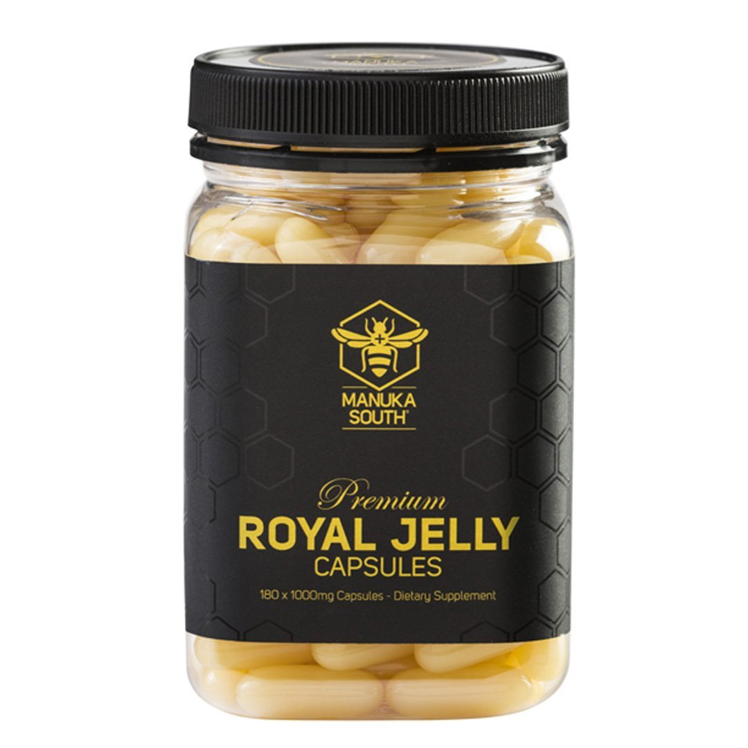 Royal Jelly 1000mg, 180's