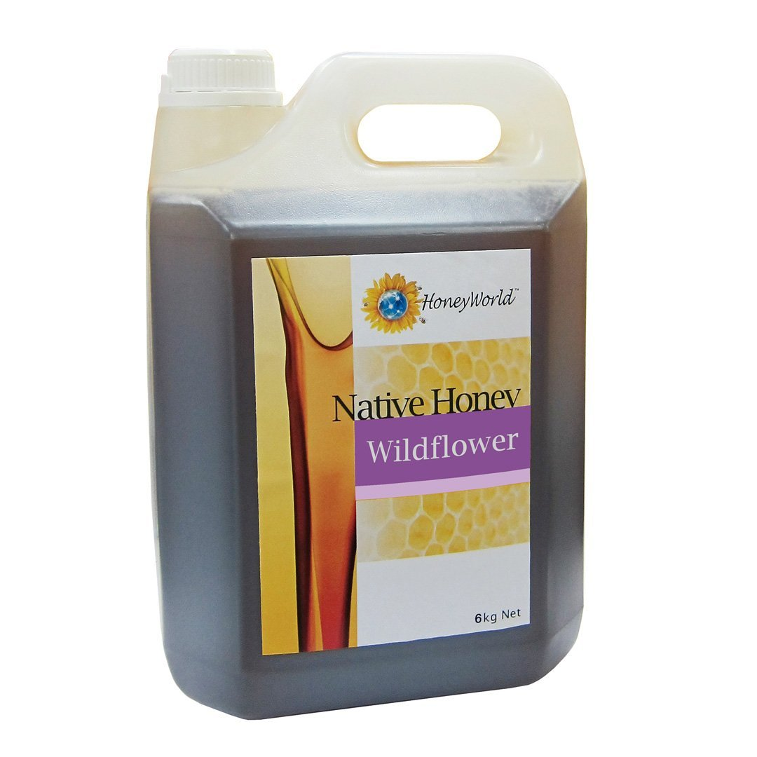 TH Wildflower Honey 6kg