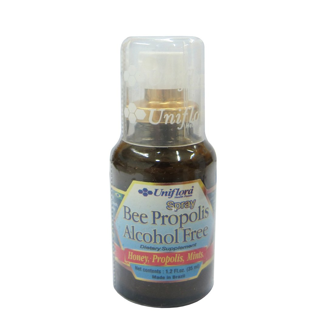 Uniflora Propolis Alcohol-Free Spray, 35ml
