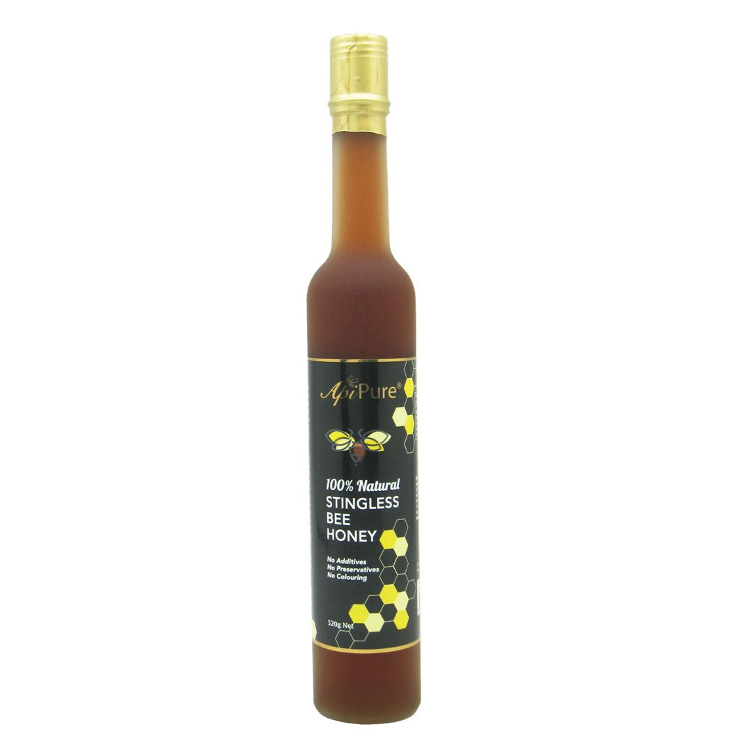 ApiPure Singless Bee Honey, 520g