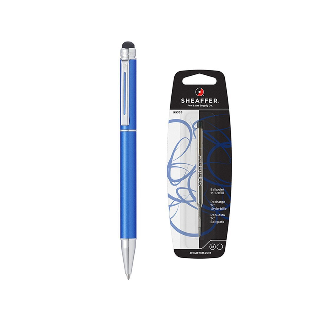 Switch Ballpoint Pen Blue + Refill
