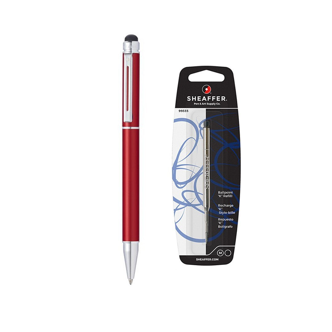 Switch Ballpoint Pen Red + Refill