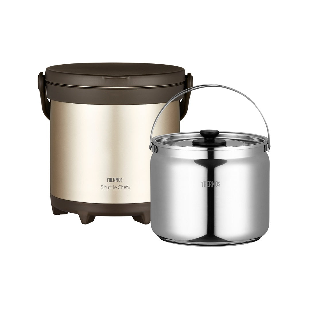 Stainless Steel Shuttle Chef Thermal Cooker 4.5L