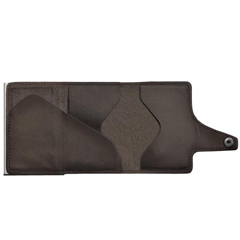 Click & Slide Nappa Brown