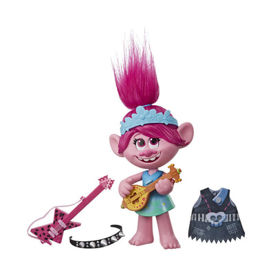 DreamWorks Trolls World Tour Pop-to-Rock Poppy