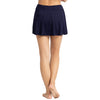 UPF50+ Swim Skorts in Navy