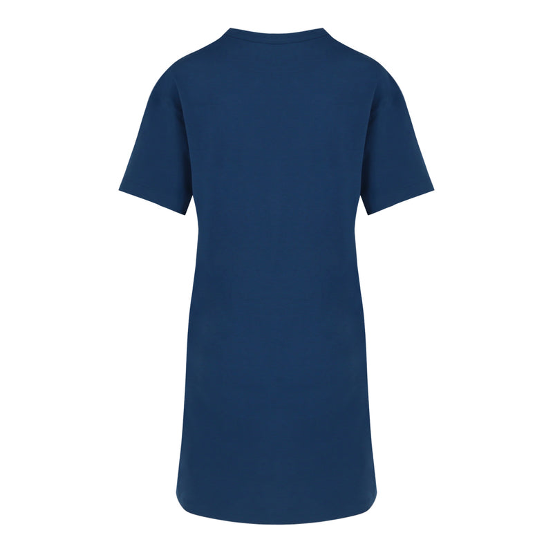 T-Shirt Dress (Teal)