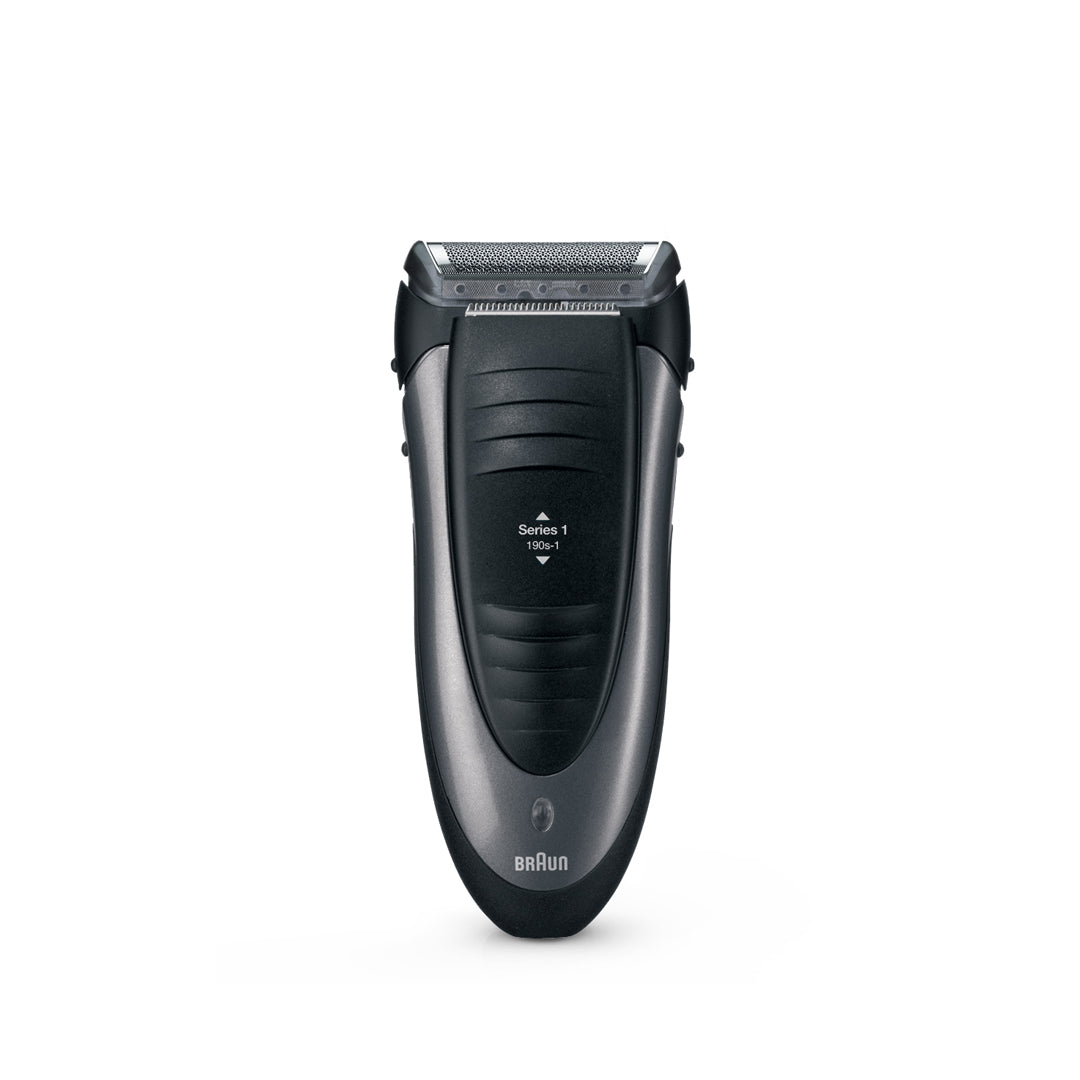 Series 1-190s Rechargeable Shaver with Trimmer