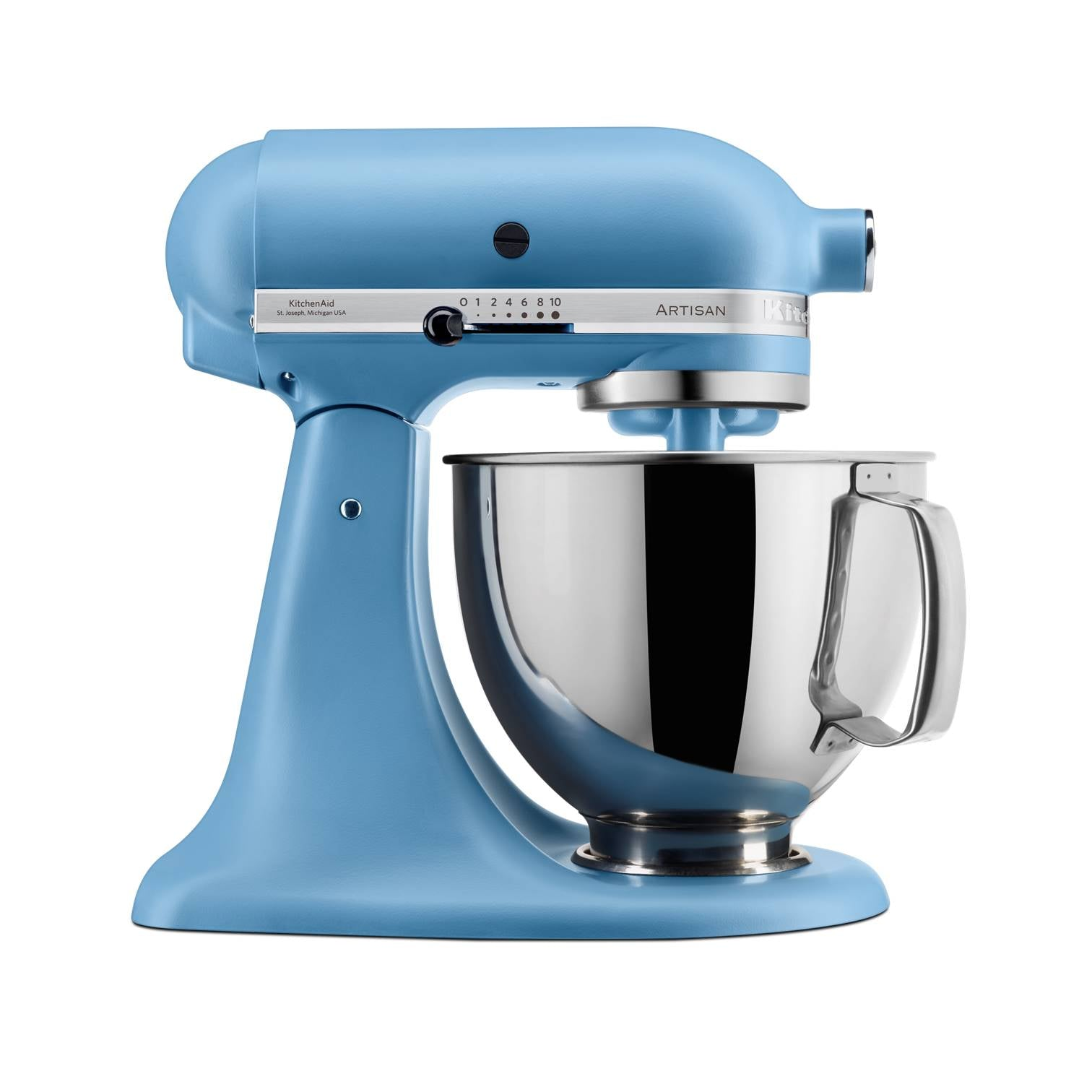 4.8L Mixer in Velvet Blue