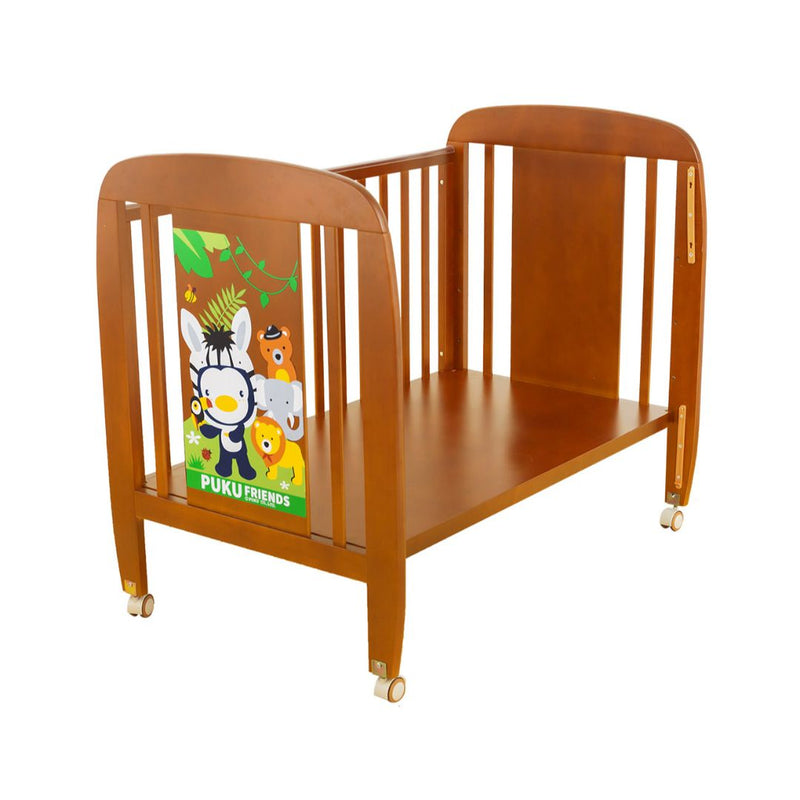Baby Cot (Brown)
