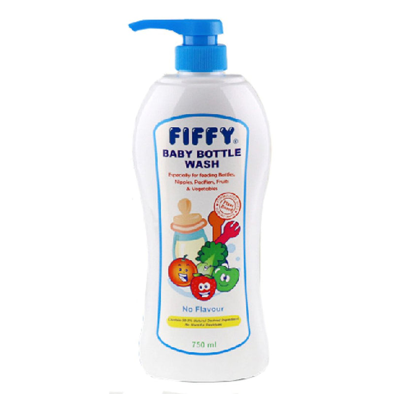 Bottle Wash No Flavour (750ml)