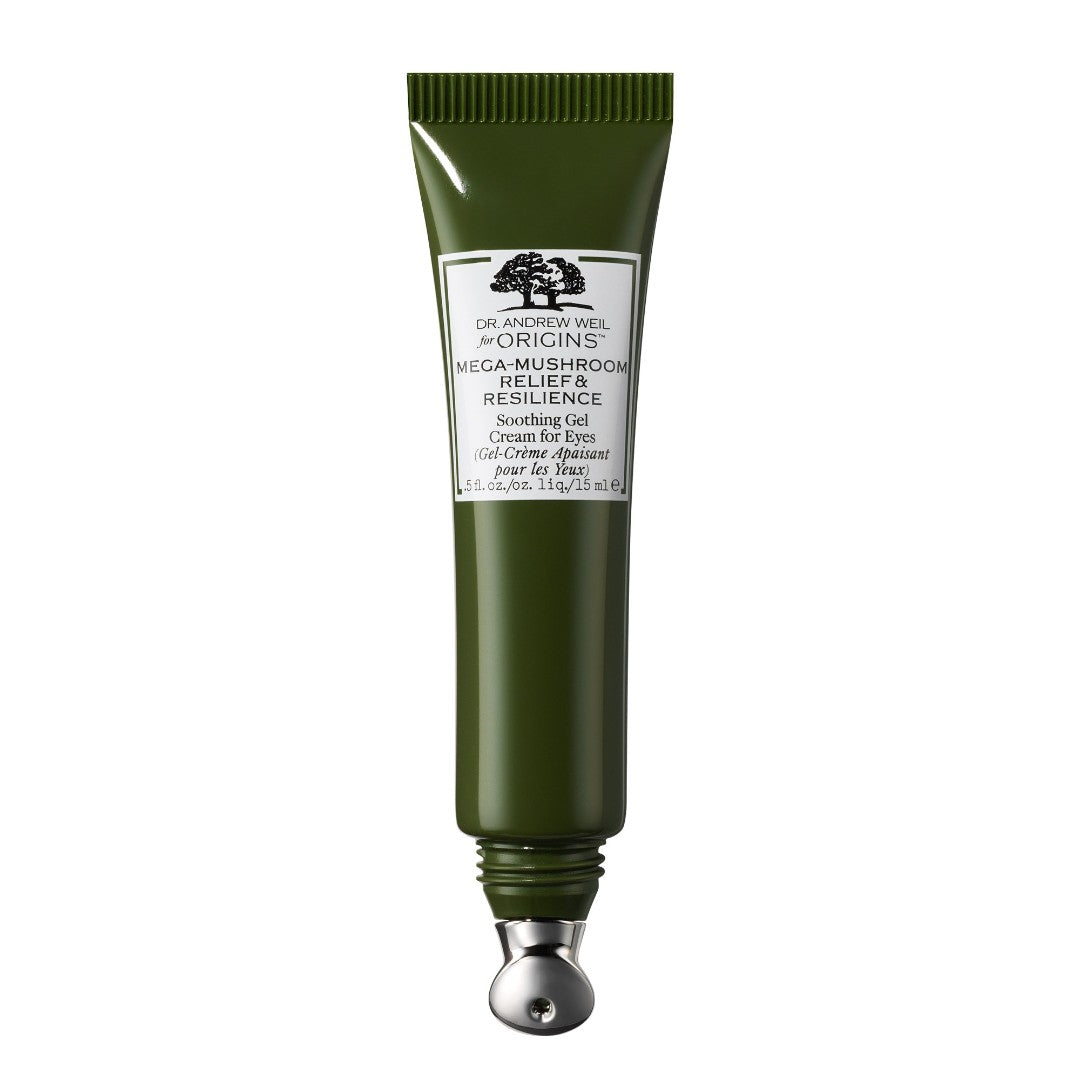Dr. Andrew Weil For Origins™ Mega Mushroom Relief & Resilience Soothing Gel Cream For Eyes 15ml